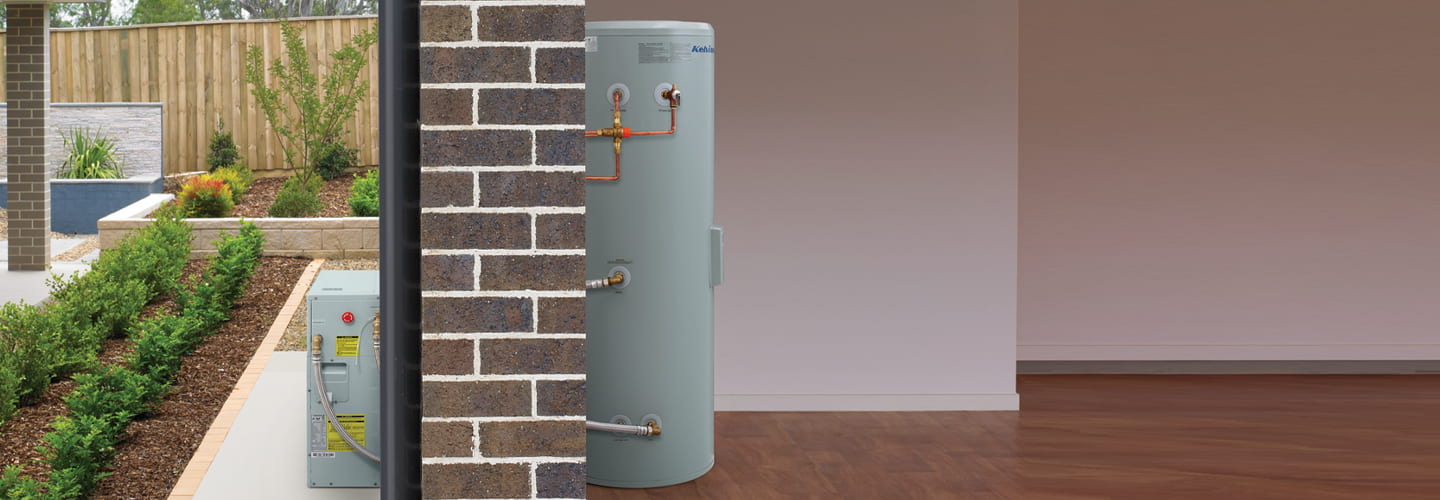 Hot Water Systems Banner