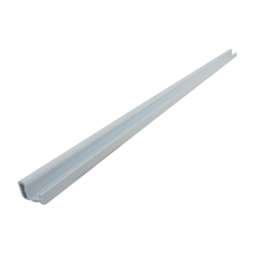 Rail Door Support 80w White